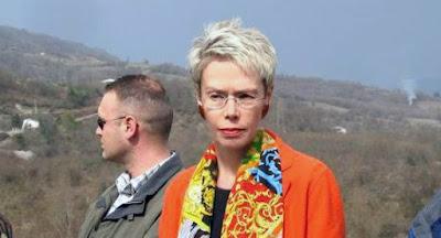 Il rappresentante dell'OSCE ai colloqui di Minsk  Tagliavini si è dimessa