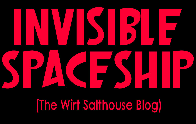 Invisible Spaceship: the Erik Salthouse Blog