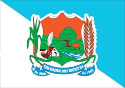 bandeira municipal de Timbaúba dos Batistas-RN