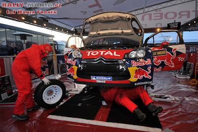 WRC suecia 2011 loeb