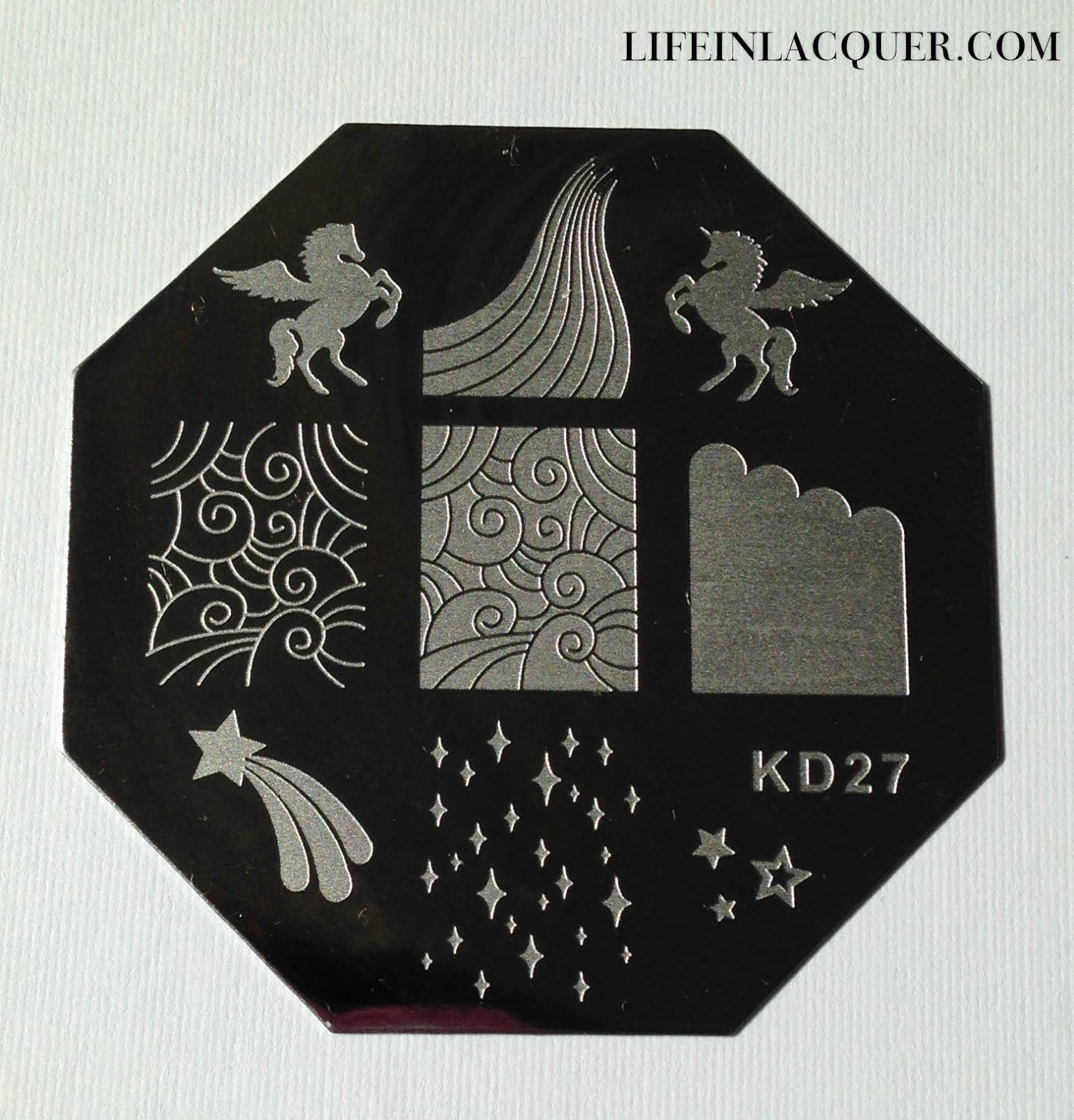 KD 27 Stamping Plate