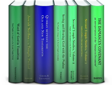 Coleção Estudos Do Judaísmo Do Segundo Templo. ( 7 Vols )