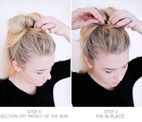 Sitting in our tree diy messy bun for long hair diy messy bun for long hair urmus Gallery