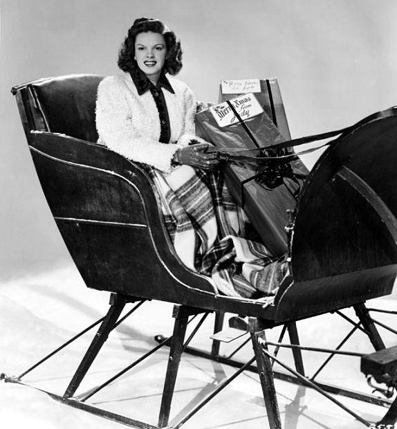 Judy Garland Christmas