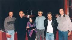 """Ciclo de Poesía """"Horacio Pilar"""" en Centro Cultural Raíces, 2003"""