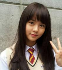 Profil Artis Kim So Hyun