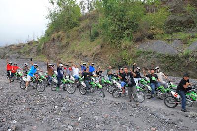 trail bike merapi 002