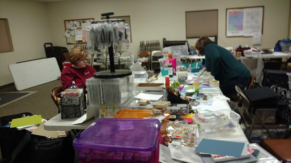 Studio Getaway Scrapbooking And Stamping Store In Owatonna Mn