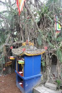 Cây Xanh temple