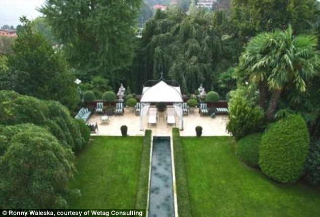 George Harrison 39 S Had Many Homes Mansion In Switzerland
