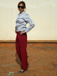 Pantalon de Roberto Torretta