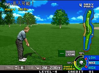 Golf Turnuvası Oyunu