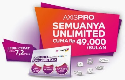 tarif harga paket internet axis terbaru 2014 paket internet harian