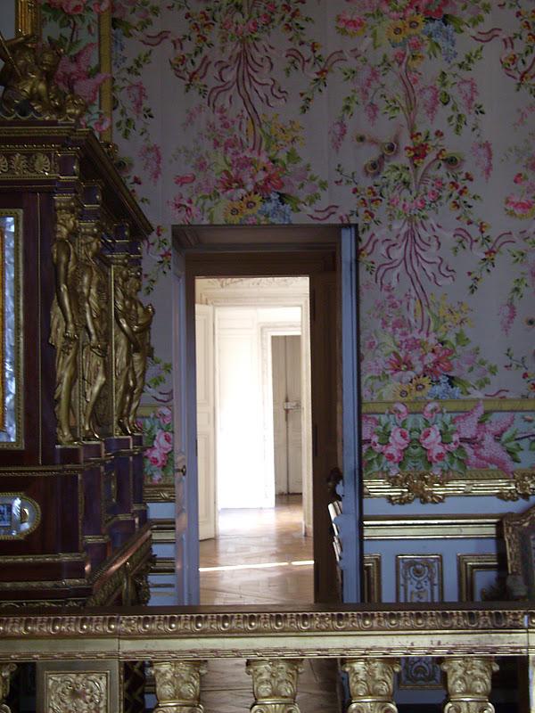 La Parigi di Maria Antonietta: Les Appartements Privés de la Reine ...