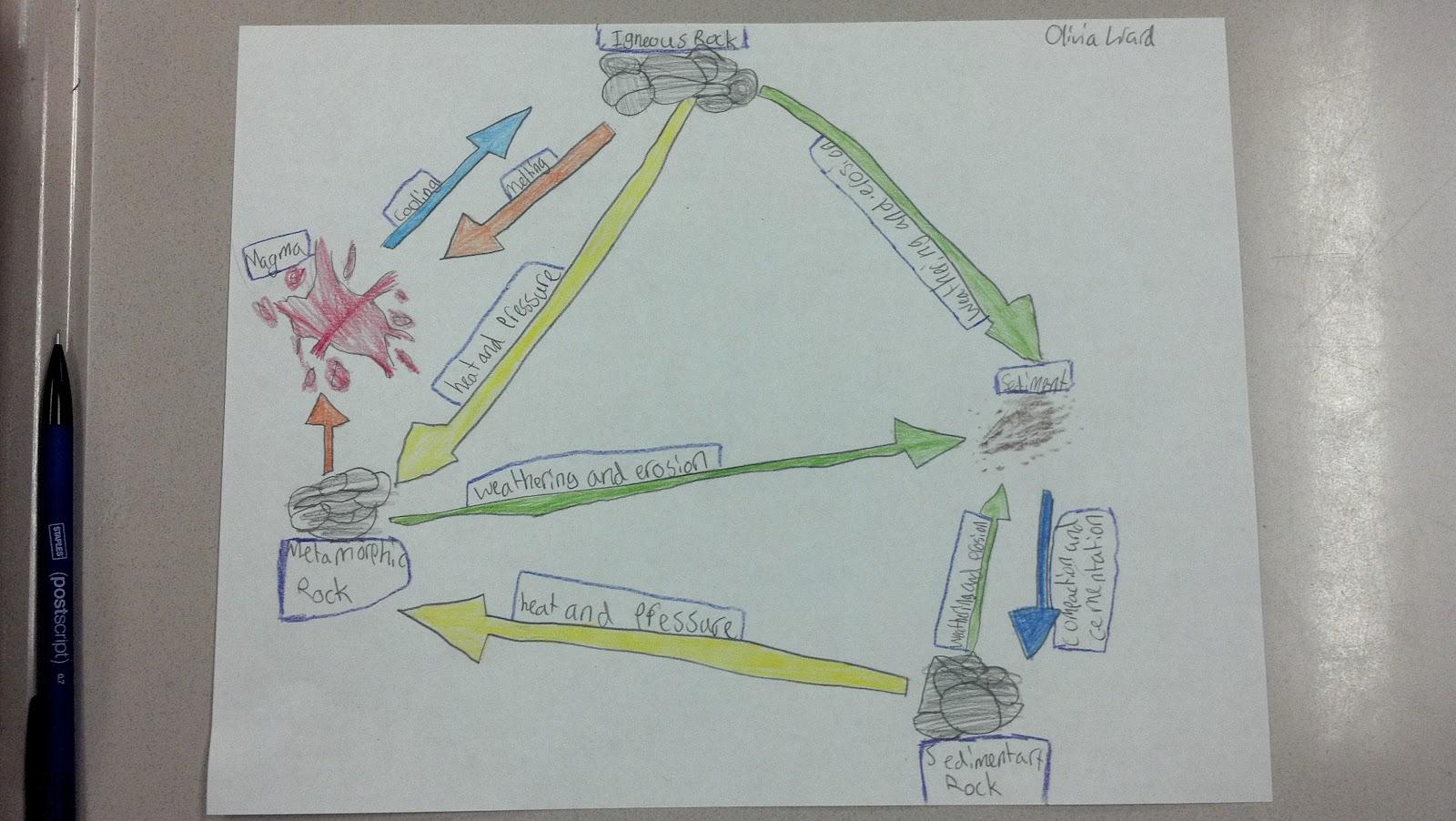 Rock Cycle Essay