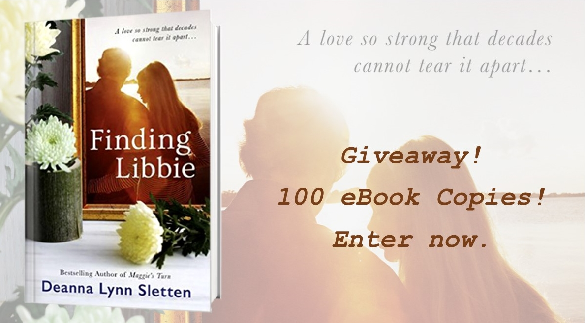Giveaway! 100 ebook Copies of Finding Libbie!