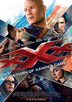 xXx - Triplo X 3 - Reativado Torrent Download