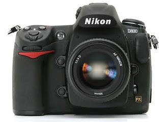 Nikon DSLR D800 Camera 2012 36.3MP FX Sensor