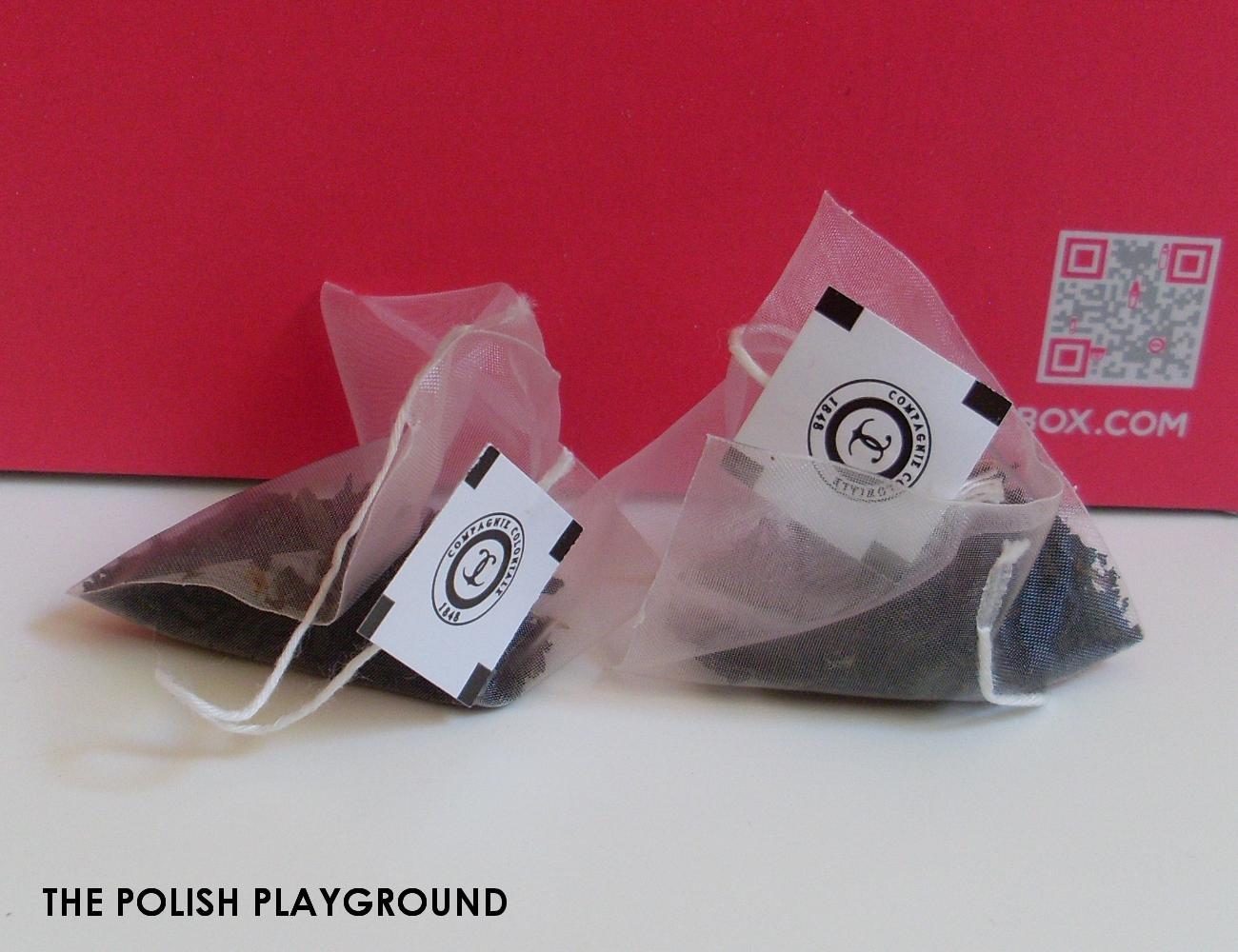 Memebox Minibox #3 Unboxing - Compagnie Coloniale Earl Grey Supérieur