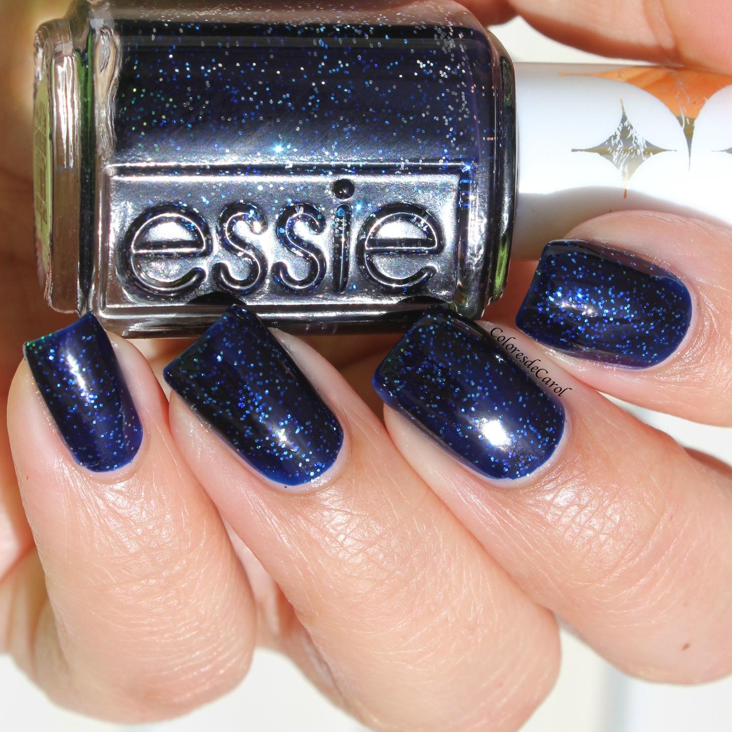 Colores de Carol: Essie Retro Revival - Starry Starry Night