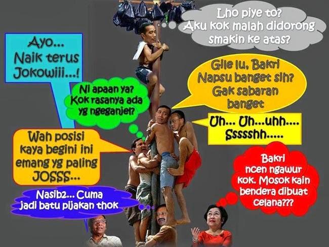 Asal Muasal dan Sejarah Lomba Panjat Pinang
