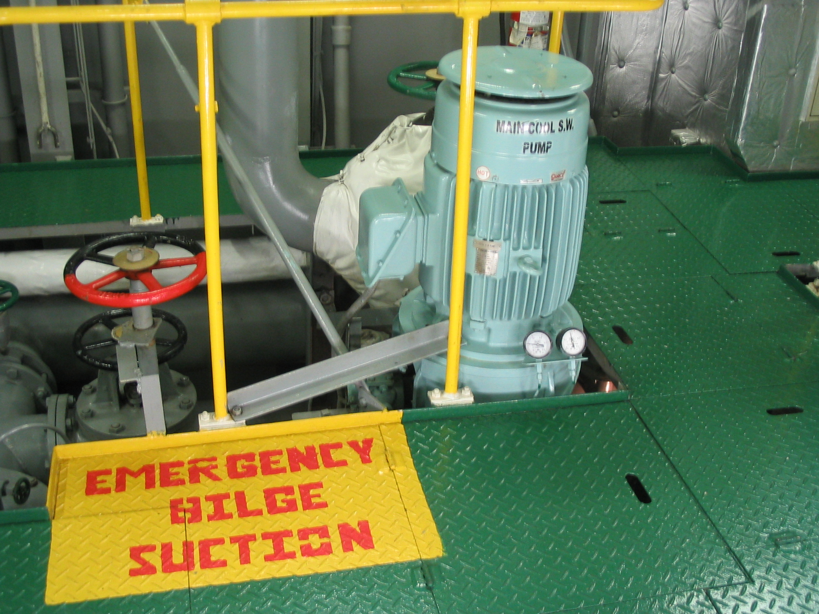 Marine Engineering  Engine Room Photos And Components  Part 3