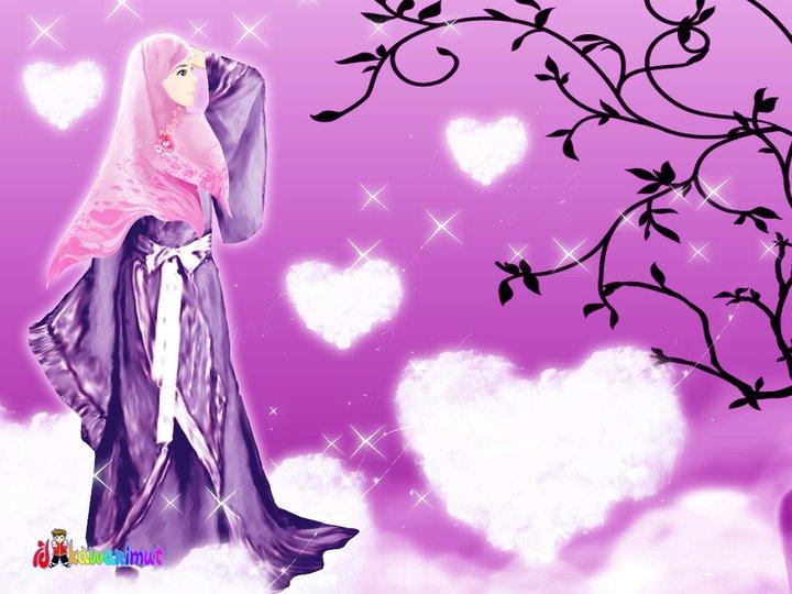 Gambar akhwat cantik kartun makruh menikahi wanita yang terlalu cantik