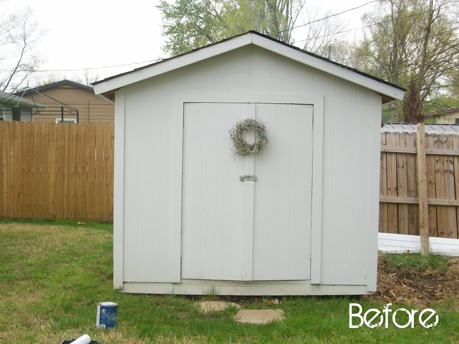 Extreme Makeover: Shed Addition