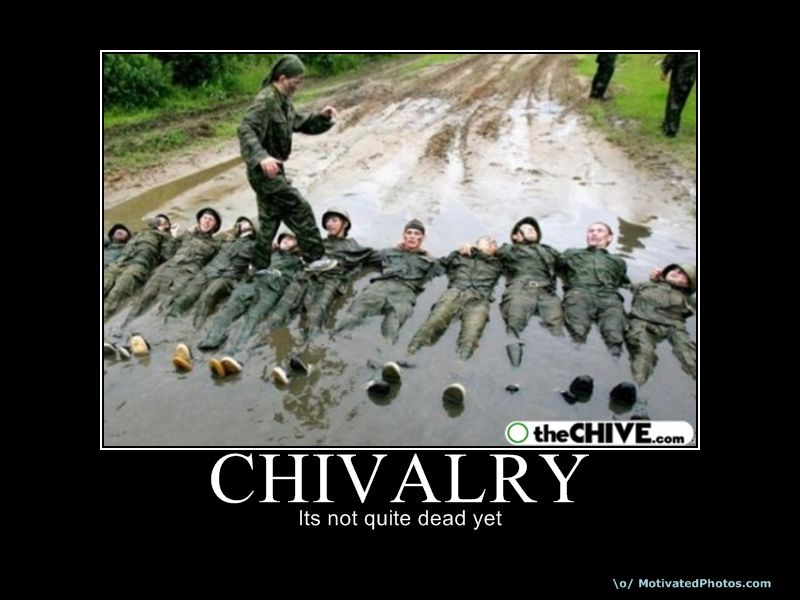 is chivalry dead today essay help