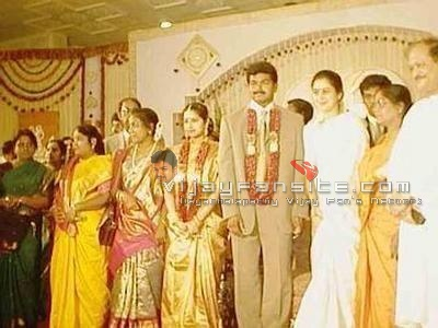 Actor-Vijay: VIJAY MARRIAGE GALLERY