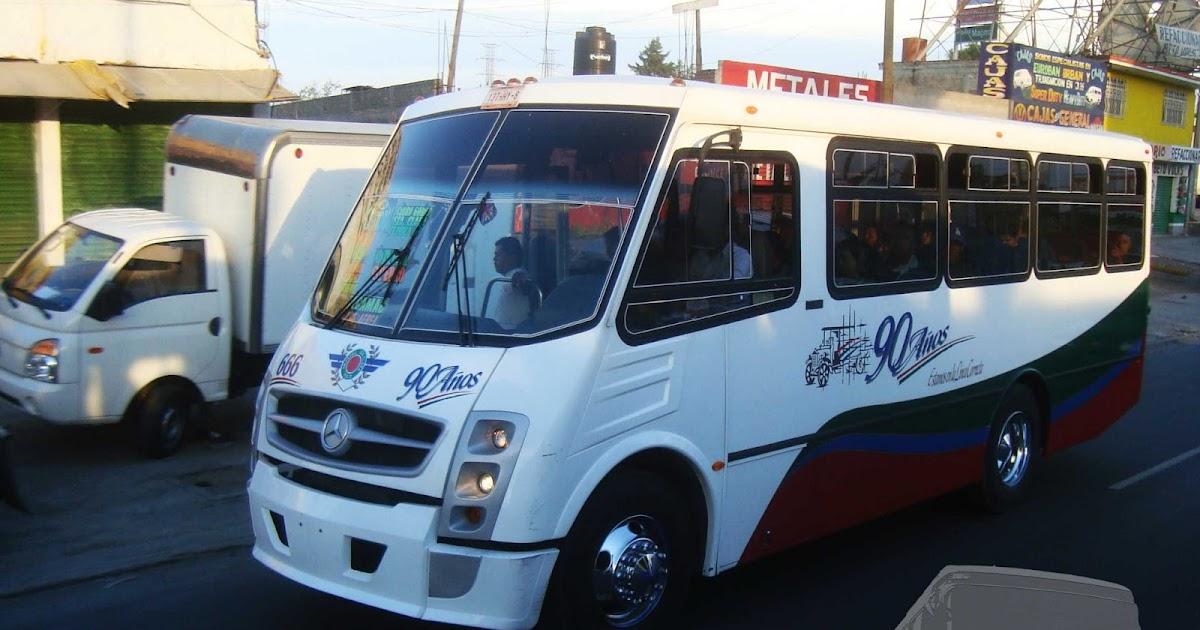 Soloautobus autotransportes san pedro santa clara for Mercedes benz san pedro