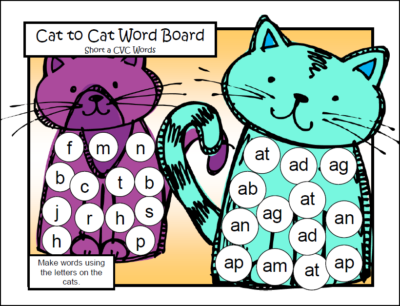 Fun Games 4 Learning: Phonics Games FREEBIES!