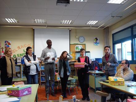 """""""La creatividad en la animación lectora"""" Ciclo de talleres para docentes"""