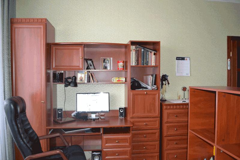 Зонированная комната