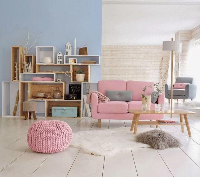 Consigli per la casa e l' arredamento: tendenze arredamento: rosa ...
