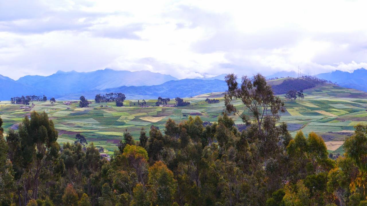 Die Umgebung von Cusco in Peru ist ein absoluter Traum und alleine schon die Anreise Wert!