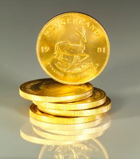 Kruggerand coin design
