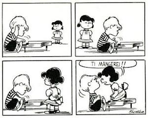 La piccola e audace Lucy :D