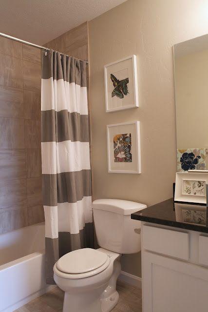 Bricolage e decora o ideias para decorar a sua casa de for Simple but elegant bathroom designs