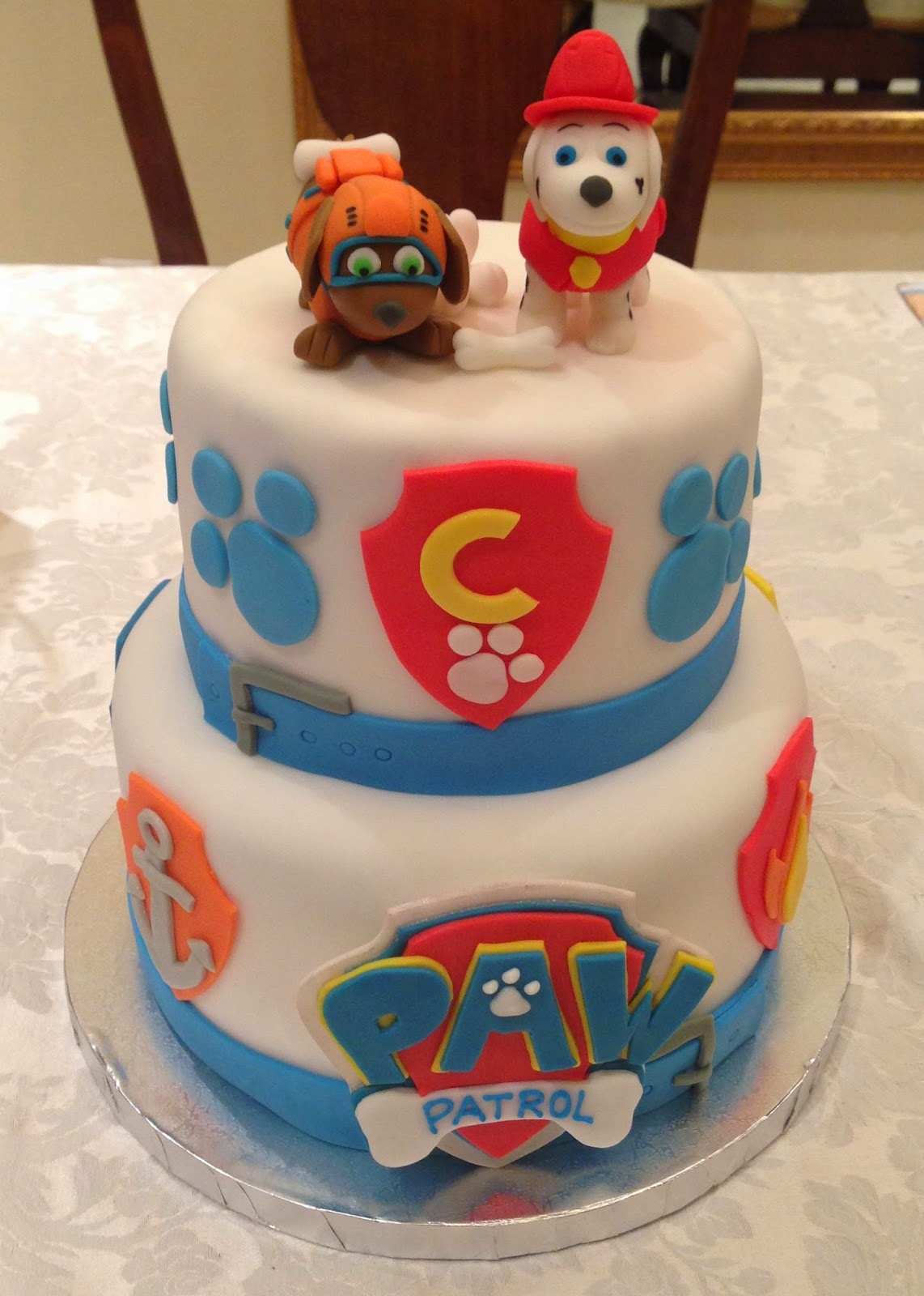 Images Of Paw Patrol Birthday Cake : Kaylynn Cakes: Birthday Cakes