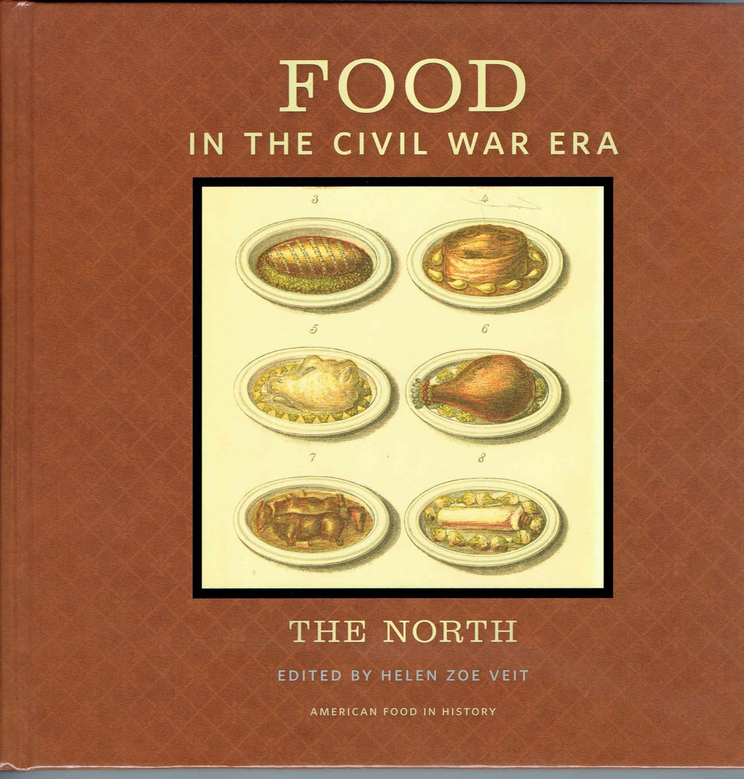 A taste of history with joyce white book review food in for Cuisine history