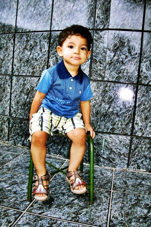 Meu netinho