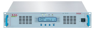 Pemancar fm RVR TEX 502 LCD