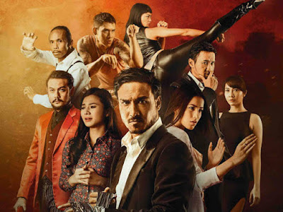 Film Gangster, Yayan Ruhiyan vs Dian Sastro
