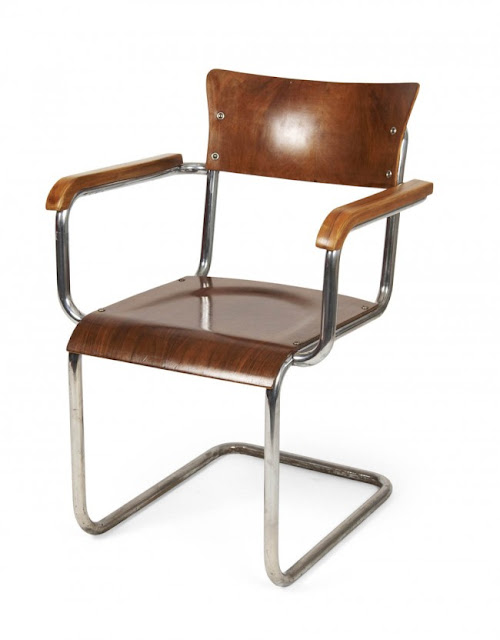 Mart Stam, Manufactured by Thonet, ca. 1935