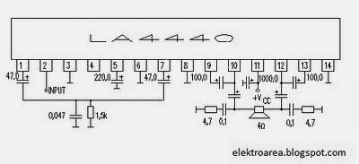 audio amplifier ic list pdf