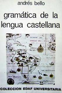Descarga: Andrés Bello - Gramática de la lengua castellana