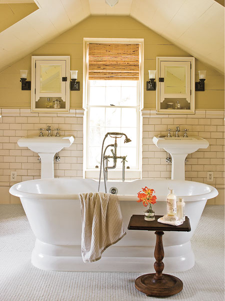7 Cottage Style Bathroom Decor Ideas