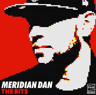 MERIDIAN DAN - THE BITS cover