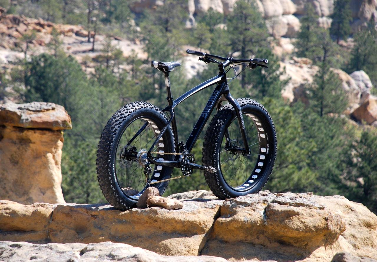 Bike Is The New Black Fatbike Zeitgeist